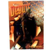 Tracy McGrady Rookie Card 1997-98 Finest #294 NBA HOF Toronto Raptors Topps - $7.87