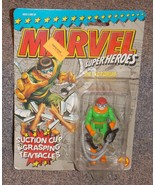 Vintage 1990 Marvel Spiderman Doctor Octopus Action Figure New In The Pa... - $24.99