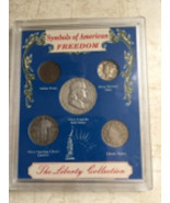 Coins The Liberty Collection - Symbols of American Freedom - $23.00