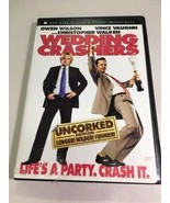 Wedding Crashers (Unrated Widescreen Edi DVD TESTED - $4.00