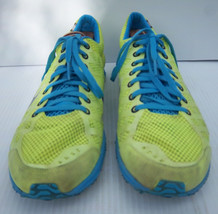 Men's Nike LunarSpider R2 Lightweight Running Shoe Volt Blue-- Size 12M US - £47.40 GBP