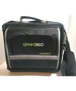 GPAK 360 Black  Game Counsel Storage  Case - $23.73