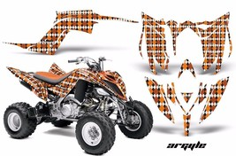 ATV Graphics Kit Decal Sticker Wrap For Yamaha Raptor 700R 2013-2018 ARG... - $168.25