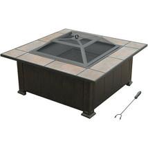 Tuscan Ceramic Tile Top Fire Pit - $154.14