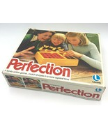 Perfection - Lakeside Vintage Family Action Board Game 1975 Complete - $22.99