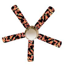 """Red Hot Chili Peppers Chiles 52"""" Ceiling Fan and Lamp - $118.99"""
