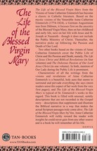 The Life of the Blessed Virgin Mary From the Visions of Ven. Anne Catherine Emme image 2