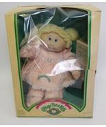 1985 Coleco Cabbage Patch Kids Doll Ailsa Melanie w/Box & Adoption Paper... - $494.99