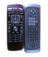 VIZIO XRT302 XRV1TV Qwerty keyboard remote for  VIZIO LCD LED Smart TV - $18.88