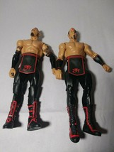 THE ASCENSION~KONNOR & VIKTOR~WWE ~Tag Team MATTEL 2011 - $15.88