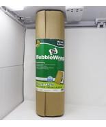 """Duck Kraft Lined Bubble Wrap - 24"""" x 20' - $18.99"""