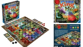 King Me! Board Game - $18.80