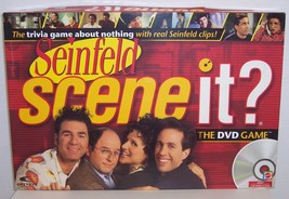 2008 Seinfeld Scene It? The DVD Game Board Game : Mattel {3194} - $19.79