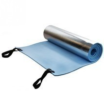 Durable Exercise Fitness Yoga Mat Lose Weight Exercise Fitness Non-Slip - $9.99