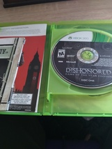 MicroSoft XBox 360 Dishonored: Game Of The Year Edition image 2