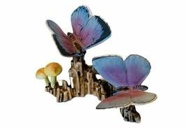Goebel Hummel Butterfly Figurine Germany Butterflies Moth Holly blues mu... - $148.45