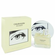 Calvin Klein Woman by Calvin Klein Eau De Toilette Spray 3.3 oz (Women) - $53.00