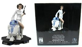 Star Wars - Animated Statue: Leia %26 R2-D2 - €178,17 EUR