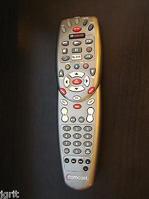 Original Platinum Comcast Remote Control On And Similar Items
