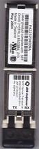 JDS JSHR21L305BB1 DHHS21CFR(J) SFP/GBE/1310S/SM/LC OPTICAL TRANSCEIVE
