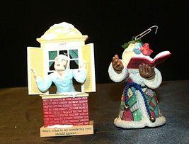 Hallmark Keepsake Ornaments Away to the Window & Toy Shop Serenade AA-191792A C image 6