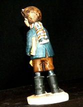 """""""Back to School"""" by Norman Rockwell Figurine AA19-1662 Vintage NR2 image 6"""