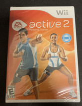 EA Sports Active 2 Nintendo Wii 2010 Software Game Sealed - $18.69