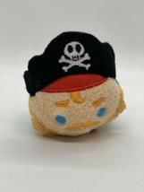 Disney Parks Tsum Tsum Plush Pirate Captain Pirates of the Caribbean 3 ½... - $10.58