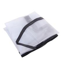 Outdoor Golf Rain Cove PVC Clear Waterproof Dustproof Zipper Durable Lug... - $379,14 MXN