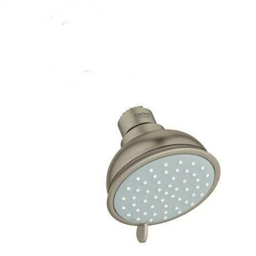 Grohe grohe 26117EN0 Showerhead Brushed Nickel  - $49.50