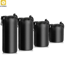 Camera Lens Bag Camera Case Lens Pouch Set Shockproof Bag Pouch For DSLR... - $9.68+