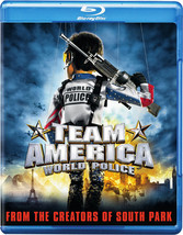 Team America-World Peace (Blu Ray) (5.1 Dol Dig/5.1 Dts-Hd/Ws/Eng/Re-Releas