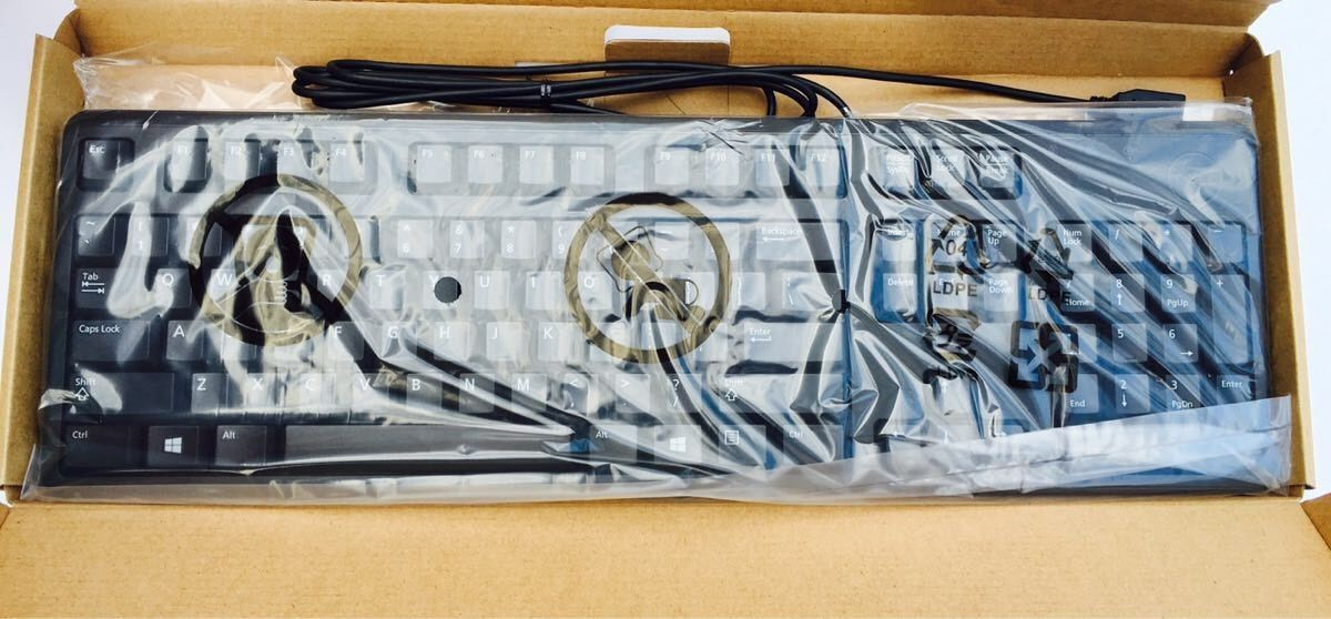 Genuine Dell Keyboard KB212-B Part Number and similar items