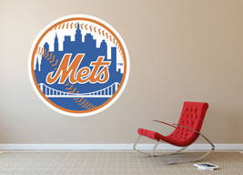 New York Mets MLB Baseball Team Wall Decal Decor For Home Laptop Sports - $104.45