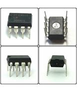 National Semiconductor LM386N-1 LM386 Low Power Audio Amplifier IC (Pack... - $7.98