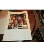 Rx, Pharmacy, 1978 Calendar, Pharmacy Related Pictures , Eli Lilly , Dar... - $20.00