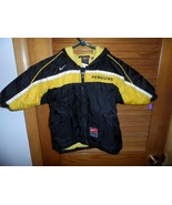 Toddler size 2T Pittsburgh Penguin jacket by Nike NHL approved - $18.50