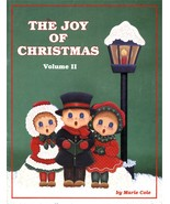 The Joy of Christmas Volume II Easy Holiday Tole Painting Designs - $4.99