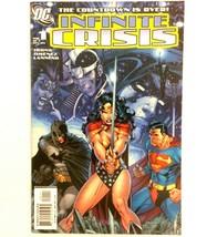 Infinite Crisis #1 DC 2005 VF/NM Black Adam Batman Superman Wonder Woman... - $3.91
