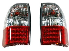 DEPO TAIL REAR LED LIGHT LAMP FOR MITSUBISHI L200 STRADA ANIMAL 1995 - 2005 - $150.79