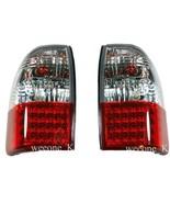 DEPO TAIL REAR LED LIGHT LAMP FOR MITSUBISHI L200 STRADA ANIMAL 1995 - 2005 - $150.79