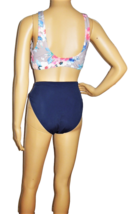 Vicious Young Babes (VYB) Floral Swimsuit Top Size L image 3