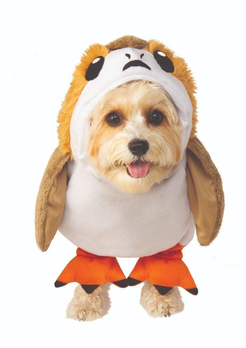 Rubies Star Wars The Last Jedi Porg Pet Dog Animal Halloween Costume 580693 image 3