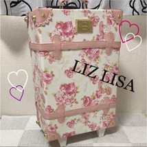 LIZ LISA My Melody Suitcase Travel Luggage Bag Sanrio JP Purse Women Pink Kawaii - $387.68