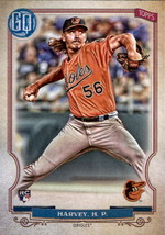 Hunter Harvey 2020 Topps Gypsy Queen Rookie Card #197 - $0.99