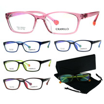 Optical Quality Pop Color Rectangular Plastic Narrow Eyeglasses Frame - $32.95