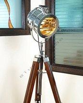 Designer Handmade Marine Nautical Floor Lamp, Nautical Spot Studio Tripod Floor  - $167.31