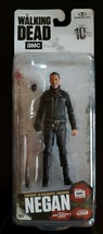 2017 MCFARLNE TOYS WALKING DEAD  series 10 l NEGAN with LUCILLE - $23.12