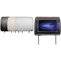Power Acoustik H-91CC Universal Headrest Monitor with IR Transmitter and... - £108.98 GBP