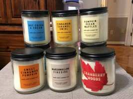 BATH & BODY WORKS CANDLES NEW - $13.79